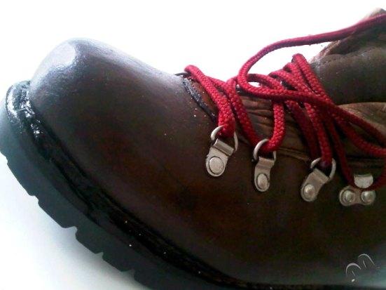 Mis botas, mis compañeras de 25 años