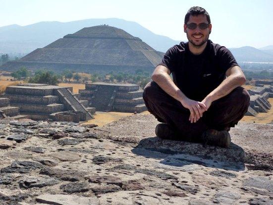 Xabier Villanueva, editor y escritor de viajes