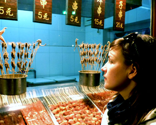 Gastronomía de Beijing. (Foto: Vero4Travel)